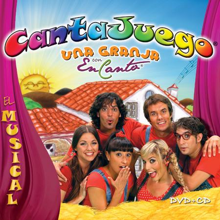 CantaJuego - Una Granja con EnCanto