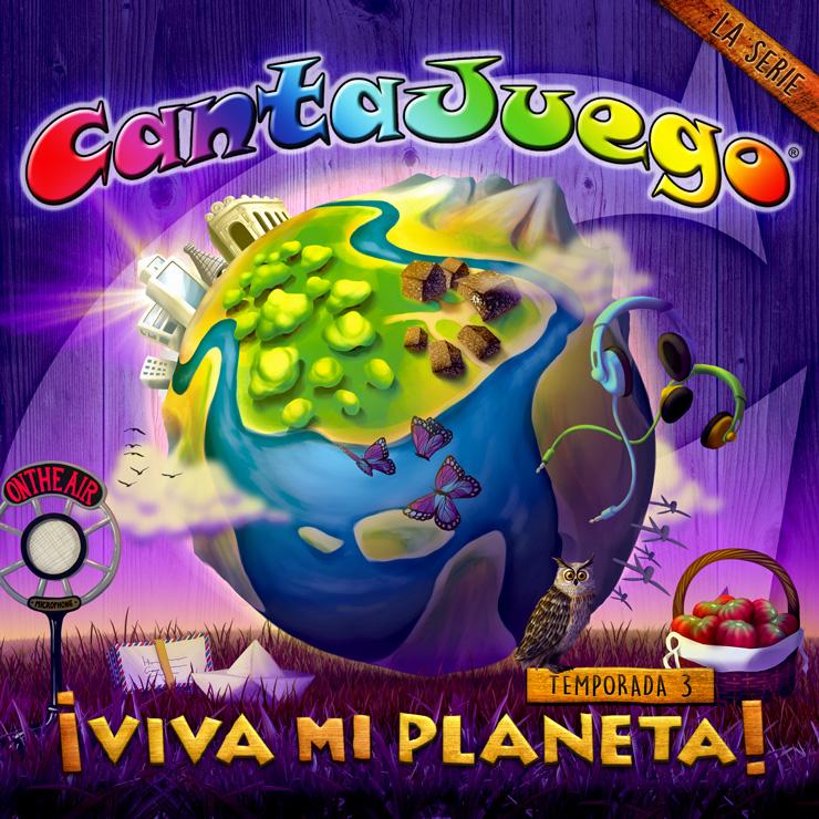 CantaJuego - ¡VIVA MI PLANETA! 3
