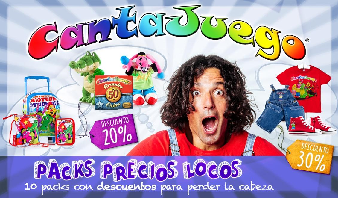 PACKS A PRECIOS LOCOS - 10% adicional con CUPON: CJ10%ADCNL