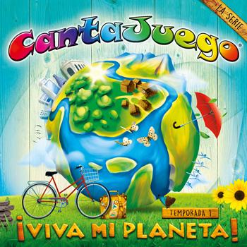 CantaJuego - ¡Viva Mi Planeta!