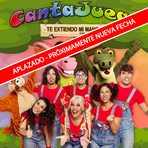 CantaJuego - Concierto Aplazado