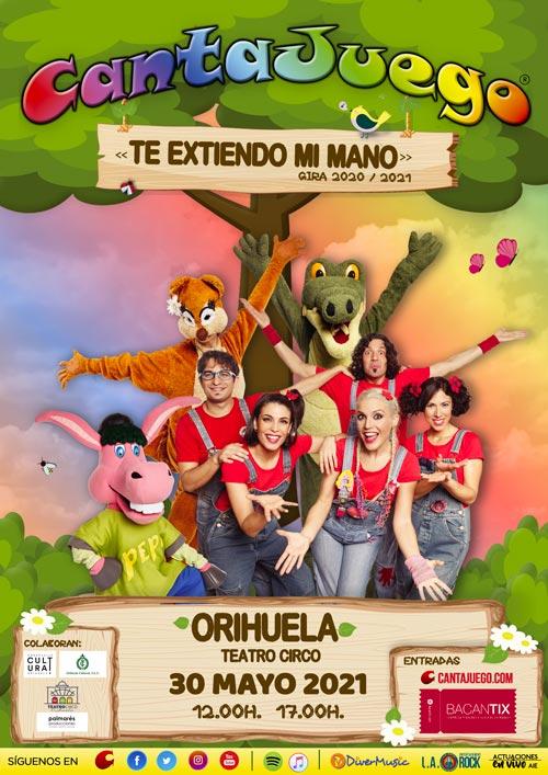 CantaJuego - Orihuela