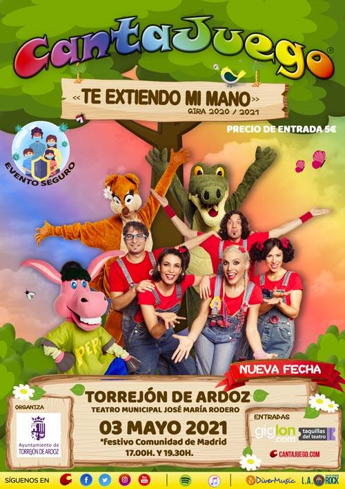 CantaJuego - Torrejón