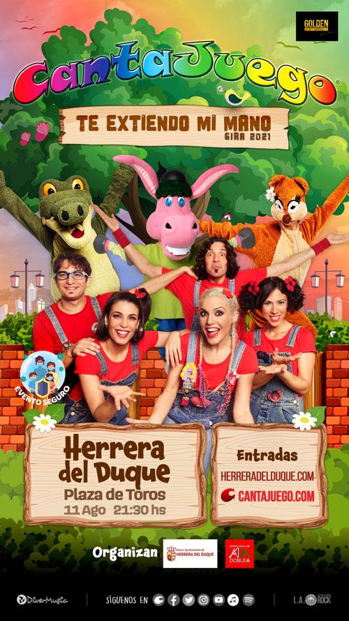 CantaJuego en Herrera del Duque