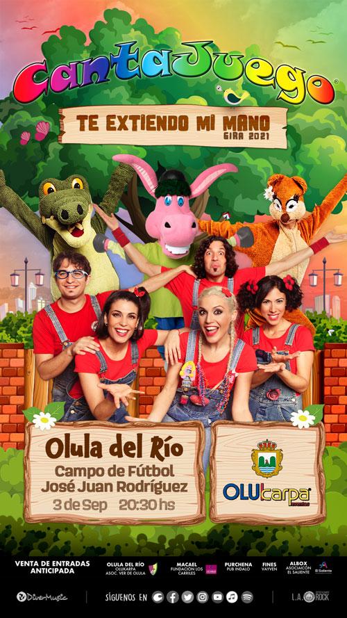 CantaJuego en Olula del Río