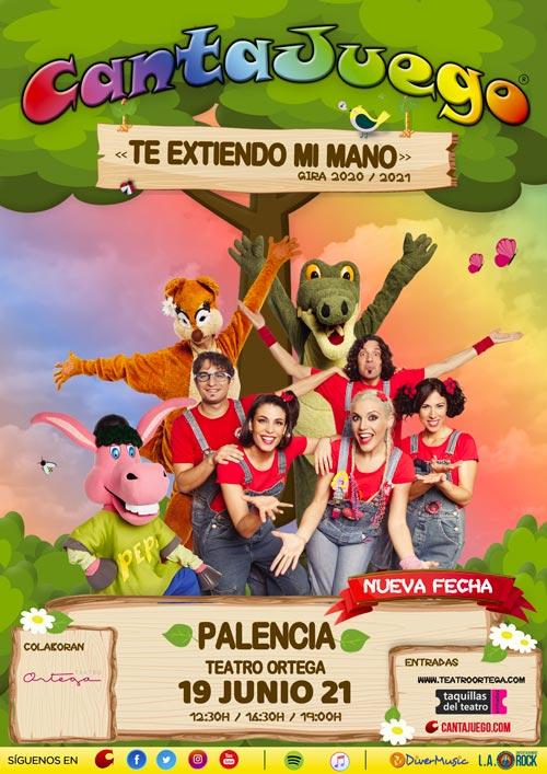 CantaJuego - Palencia