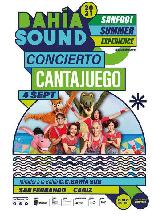 CantaJuego en San Fernando el 4 de Septiembre