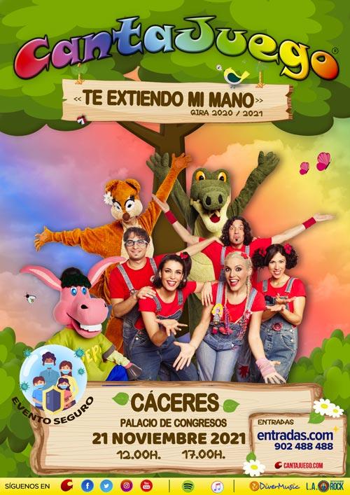 CantaJuego - Cáceres