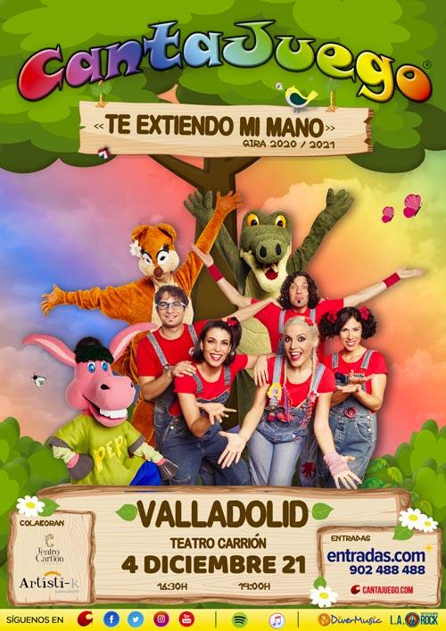 CantaJuego - Valladolid