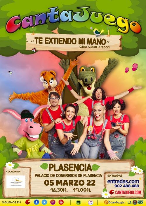 CantaJuego - Plasencia